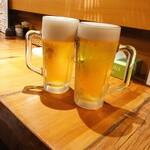 136814792 - 生ビール