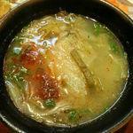 別味食堂 - ●野菜スープ 2000円
