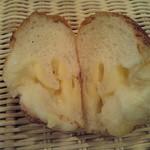 13683241 - チーズロールの断面