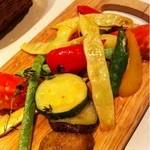 13683723 - 野菜のロースト