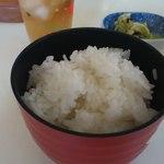 青野屋 - めし 170円