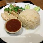 バンコクスパイス - タイ風チキンライス