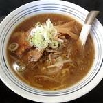 麺屋 雪月花 - 塩らーめん_730円