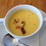 13684412 - 野菜のポタージュスープ