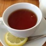 カフェレストラン ラヴィータ - 紅茶