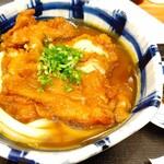 こびんちょ - 鶏パーコーうどん