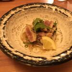 炭焼地鶏 やんべ - 料理写真:
