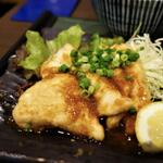 魚まる - 料理写真:「カジキまぐろ」のステーキ
