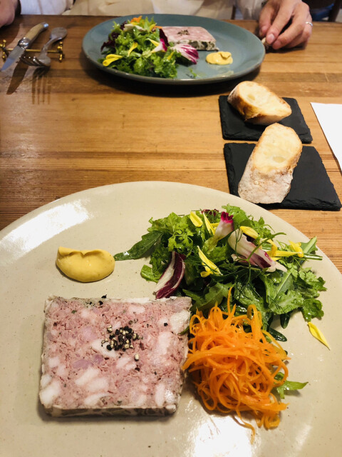 TEPATOMOKAの料理の写真