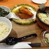 揚げ鶏屋 - 料理写真:Cセット 鶏がら醤油ラーメン+若鶏の胸揚げ+のり鶏飯