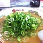 天下一品 - 料理写真:コッテリ特大ネギ大 950円