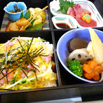さかた  - 鯉御膳:1680円