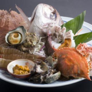 *長崎近郊、五島の鮮魚を毎日仕入れております*