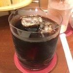 ロイヤルクリスタルカフェ - アイスコーヒー
