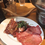 大衆酒場肉のオカヤマ -