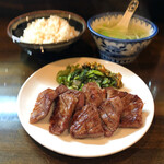 仙臺牛たん貴 - 牛たん定食