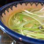 仙臺牛たん貴 - テールスープ