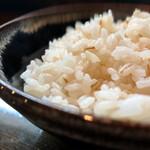 仙臺牛たん貴 - 麦飯