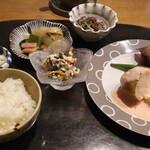 蕎麦茶屋 壷中 - 和膳
