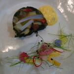 プチット リュ - 島野菜のラタトゥイユ