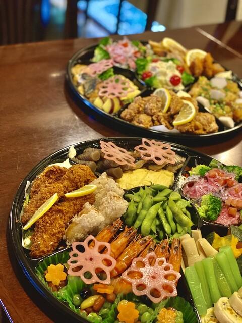 彩食遊膳 和花の料理の写真