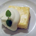 フレデリカ - チーズケーキ