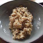 アサンテ・サーナ - ハーフカレーの玄米ご飯