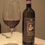イタリアーノ イワイ - Vino Nobile di Montelpulciano D.O.C.G FATTORIA DEL CERRO 2007
