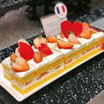 グランサンク - いちごのショートケーキ
