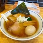 麺や たけ田 - 料理写真:特製煮干そば950円