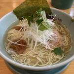 麺屋 源 - 料理写真:塩梅旨味ラーメン820円