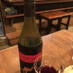 yakitorikushihacchin - 誕生日ワイン