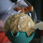 阿部菓子舗 - 料理写真:土、日、祝日限定 めろんパン