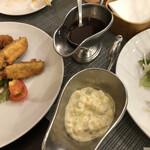 さくら食堂 - 串揚げ用タルタルとソース