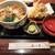 美々卯 - 料理写真:海老ときのこの天麩羅うどん