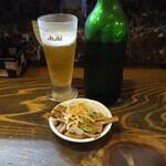 136877557 - ビール&つまみ