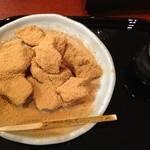 麻布茶房 - わらび餅