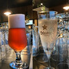 糸島レストランAMOUR - ドリンク写真:クラフトビール、樽詰スパークリングワイン