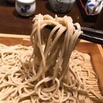川せみ - 秋せみ蕎麦:せいろアップ
