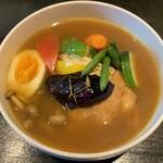 136883077 - チキン野菜(知床産もも肉ソテー)