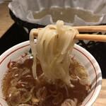京都 瓢斗 - 生うどん