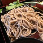 禅風亭なゝ番 - 料理写真:禅寺そばのせいろ