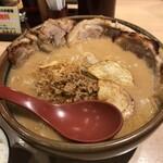 麺場 田所商店 - 料理