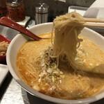 担担麺専門 たんさゐぼう - 料理