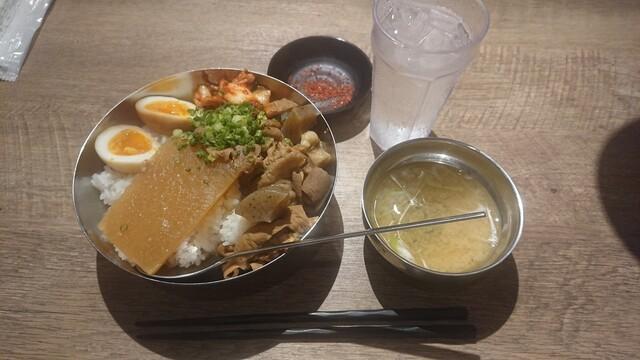 炭火焼肉 ホルモン 市ヶ谷 丹田の料理の写真