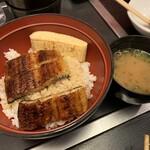 京和田 - 鰻丼