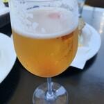 136889661 - 果汁氷3種入りアサヒドラフトビール(スイカ、パイナップル、ピーチ)