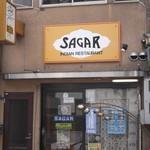 SAGAR 100% HALAL - 流行っていませんが、昔から根付いている店ですね。
