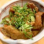 居酒屋 葉牡丹 - 土手焼