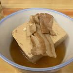 いづみや - 肉豆腐 250円